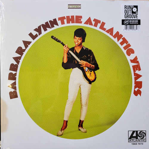 Barbara Lynn | The Atlantic Years 1968-1973 (New)