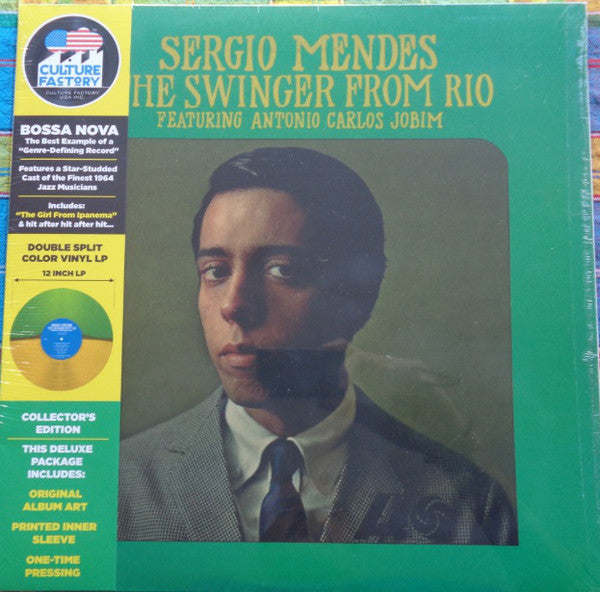 Sérgio Mendes | The Swinger From Rio (New)