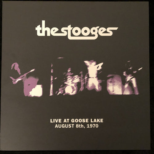 The Stooges | Live At Goose Lake August 8th, 1970 (New)