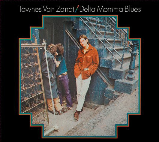 Townes Van Zandt | Delta Momma Blues (New)