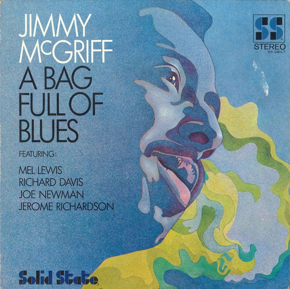 Jimmy McGriff | A Bag Full Of Blues