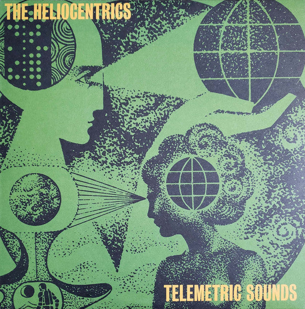 The Heliocentrics | Telemetric Sounds (New)