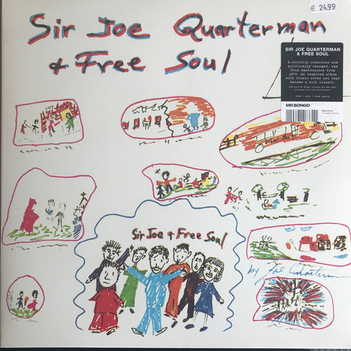 Sir Joe Quarterman & Free Soul | Sir Joe Quarterman & Free Soul (New)