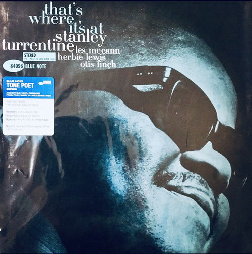 Stanley Turrentine | That's Where It's At (New)