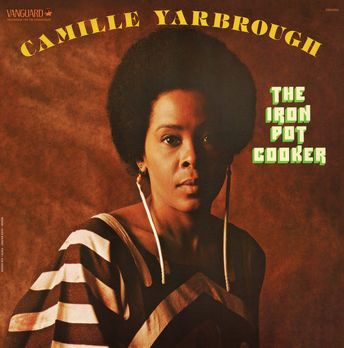 Camille Yarbrough | The Iron Pot Cooker (New)
