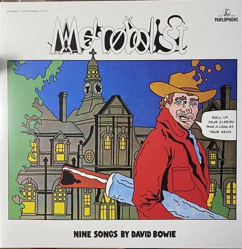 David Bowie | Metrobolist (Nine Songs By David Bowie) (New)