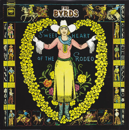 The Byrds | Sweetheart Of The Rodeo (New)