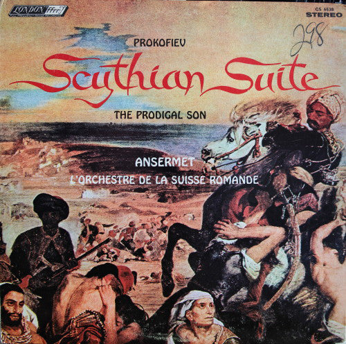 Sergei Prokofiev | Scythian Suite / The Prodigal Son