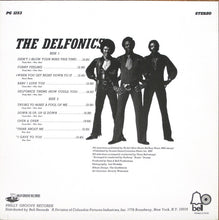 Load image into Gallery viewer, The Delfonics | The Delfonics (New)