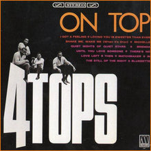 Load image into Gallery viewer, Four Tops | Four Tops On Top
