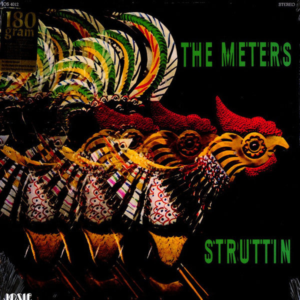 The Meters | Struttin' (New)