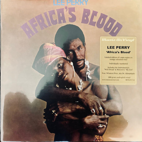 Lee Perry | Africa's Blood (New)