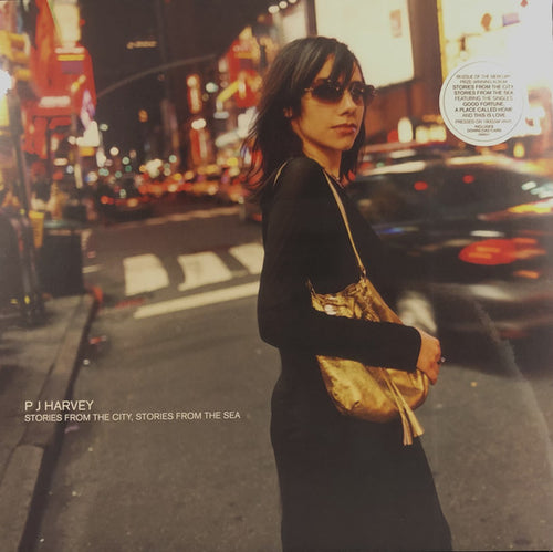 PJ Harvey | Stories From The City, Stories From The Sea (New)