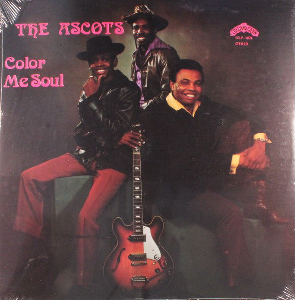 The Ascots (8) | Color Me Soul