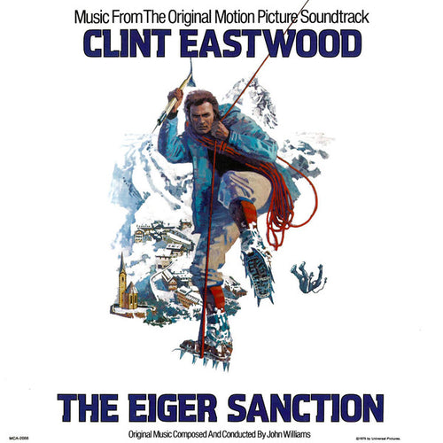 John Williams (4) | The Eiger Sanction (Music From The Original Motion Picture Soundtrack)