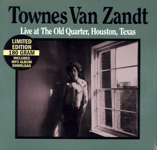 Townes Van Zandt | Live At The Old Quarter, Houston, Texas (New)