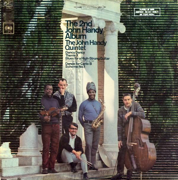 John Handy Quintet | The 2nd John Handy Album