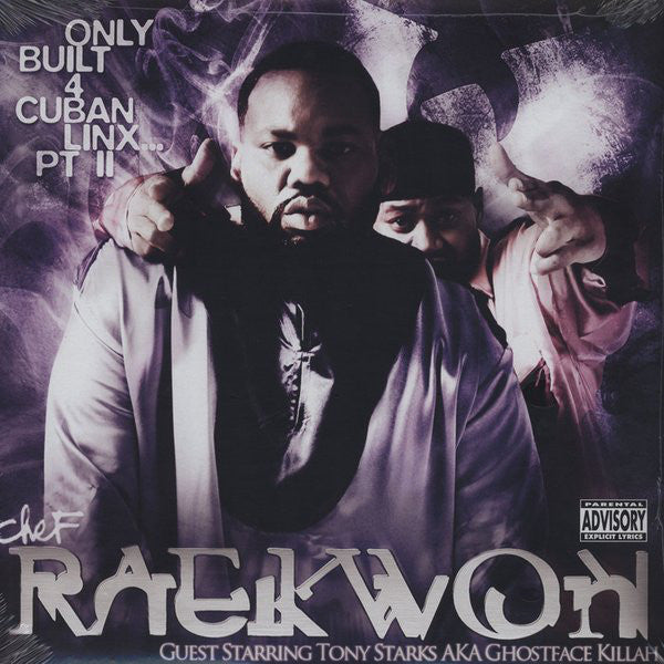 Raekwon | Only Built 4 Cuban Linx... Pt. II (New)