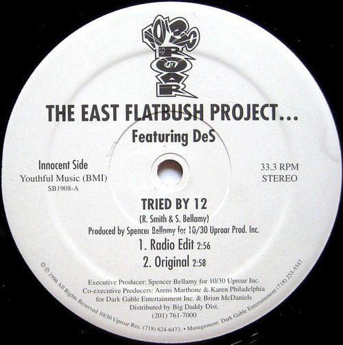 East Flatbush Project | Tried By 12