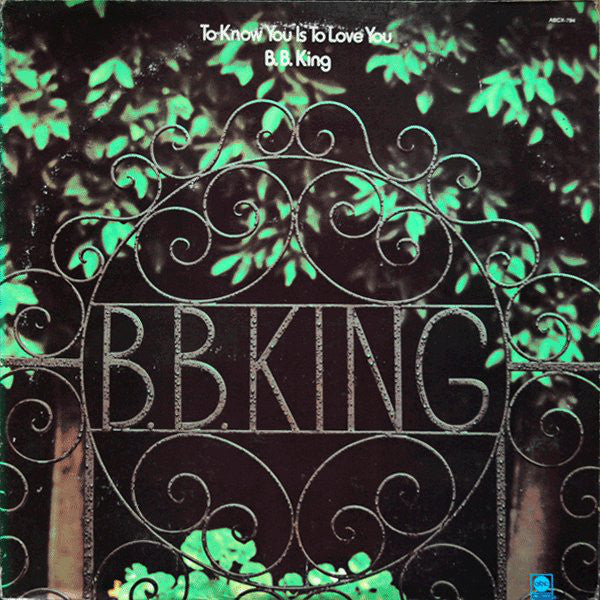 B.B. King | To Know You Is To Love You