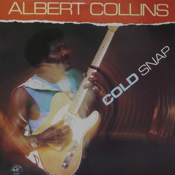 Albert Collins | Cold Snap