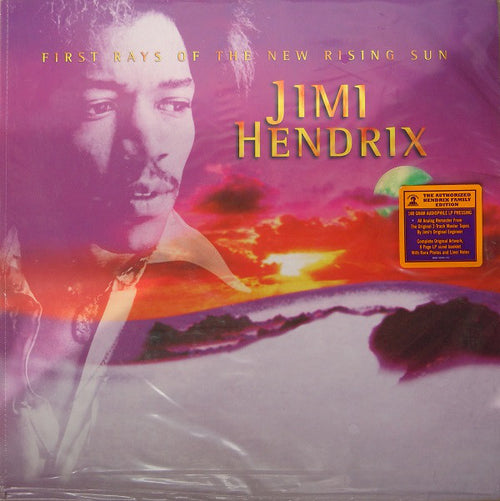 Jimi Hendrix | First Rays Of The New Rising Sun (New)