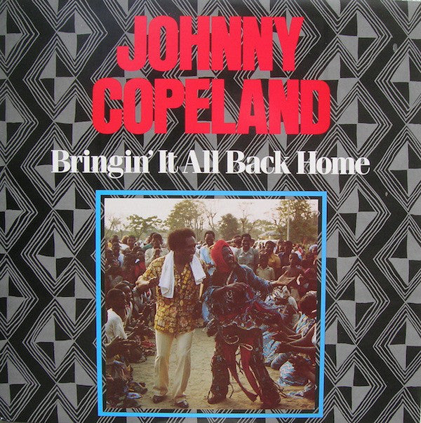 Johnny Copeland | Bringing It All Back Home