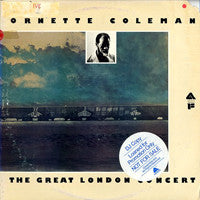Ornette Coleman | The Great London Concert