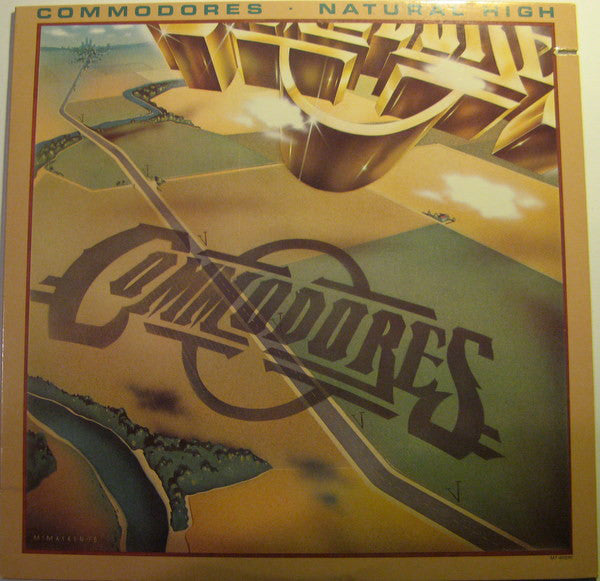 Commodores | Natural High (New)