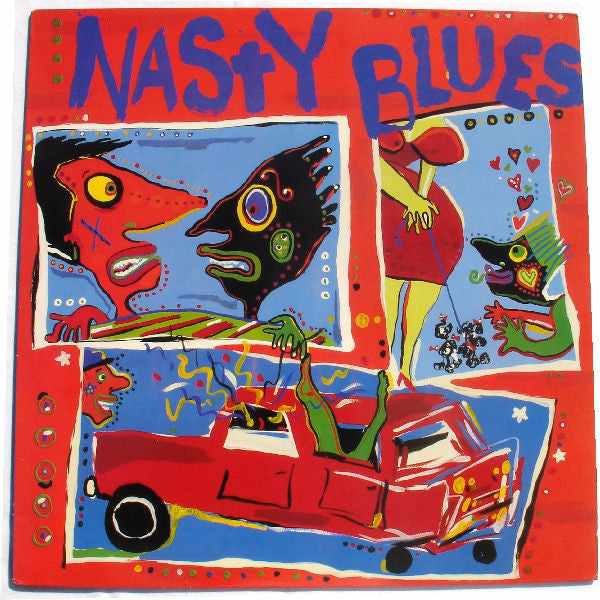 Various | Nasty Blues