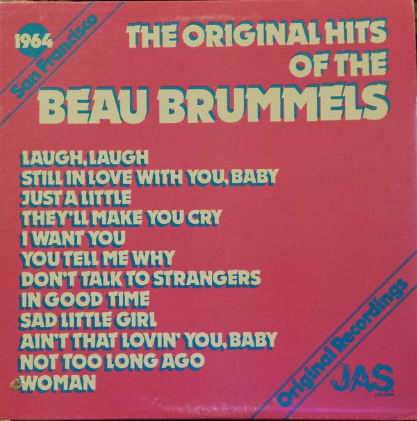 The Beau Brummels | The Original Hits Of The Beau Brummels