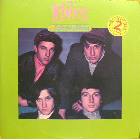 The Kinks | A Compleat Collection