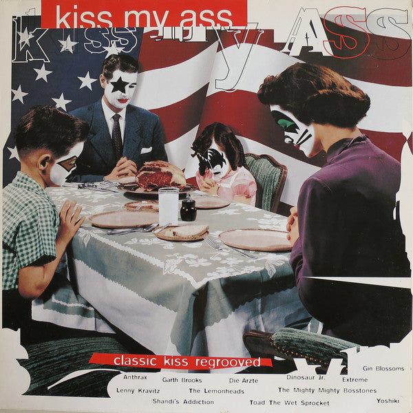Various | Kiss My Ass: Classic Kiss Regrooved
