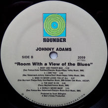 Load image into Gallery viewer, Johnny Adams | Room With A View Of The Blues