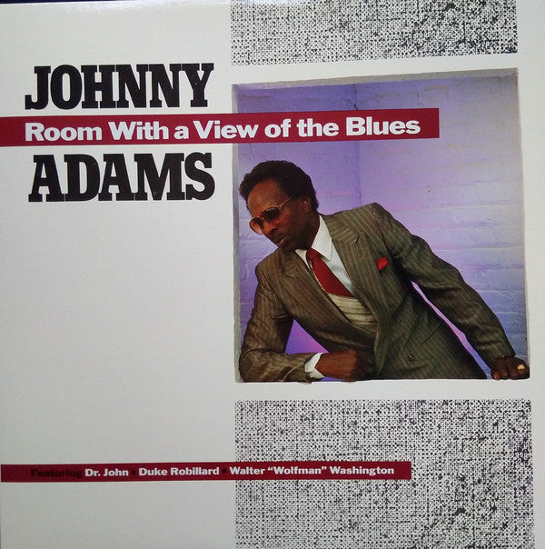 Johnny Adams | Room With A View Of The Blues