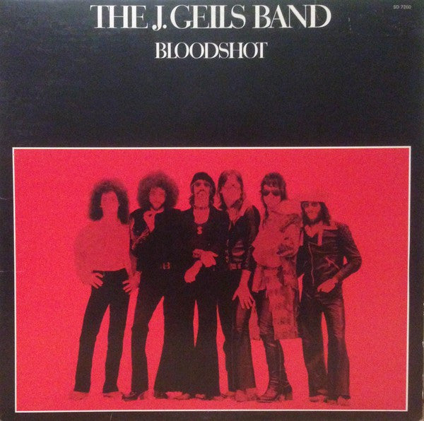 The J. Geils Band | Bloodshot