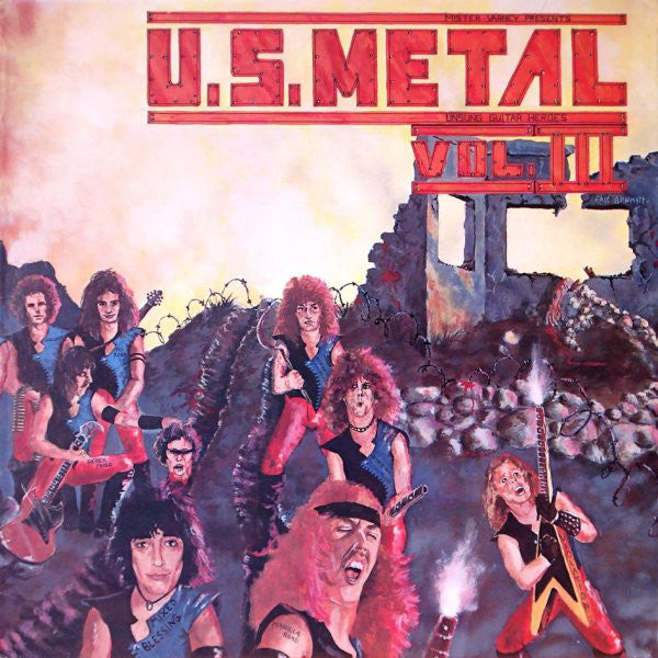 Various | U.S. Metal Vol. III