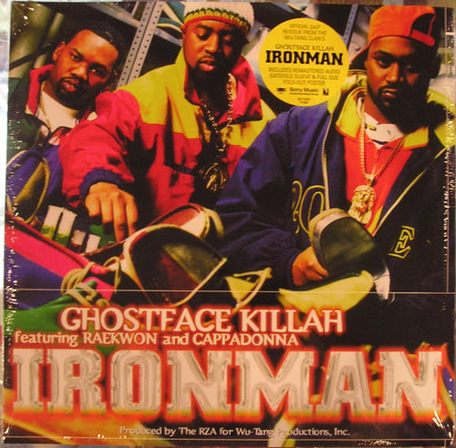 Ghostface Killah | Ironman (New)