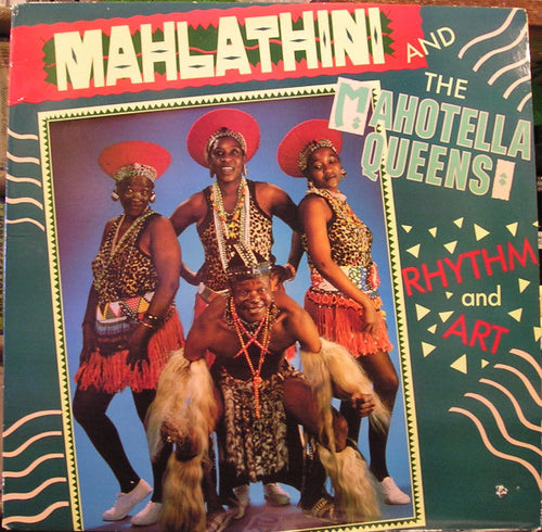 Mahlathini And The Mahotella Queens | Rhythm And Art