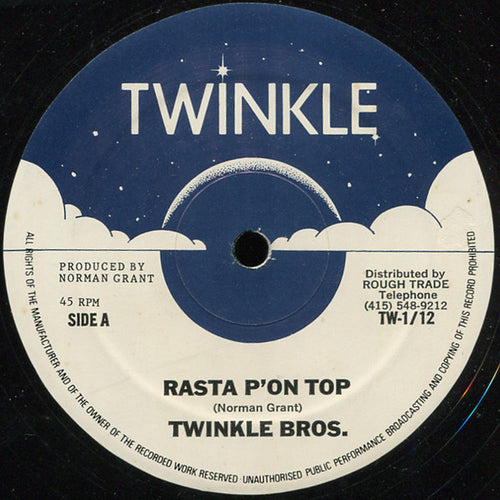 Twinkle Brothers | Rasta P'on Top / It  Gwine Dread'A
