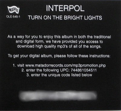 interpol obstacle 1 mp3 free download