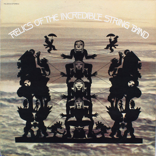 The Incredible String Band | Relics Of The Incredible String Band