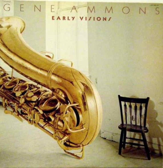 Gene Ammons | Early Visions