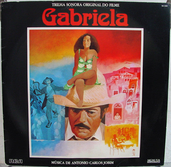Antonio Carlos Jobim | Gabriela (Original Motion Picture Soundtrack)