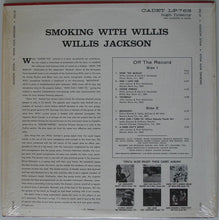 Load image into Gallery viewer, Willis Jackson | Smoking With Willis