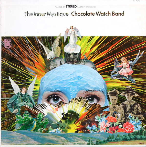 The Chocolate Watchband | The Inner Mystique (New)