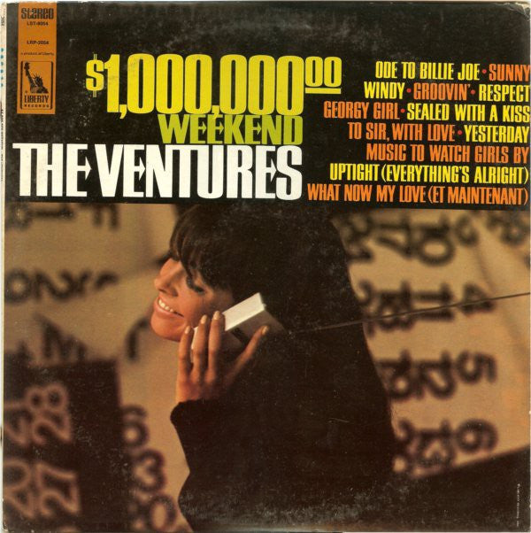 The Ventures | $1,000,000.00 Weekend