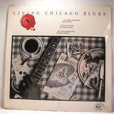 The Jimmy Johnson Blues Band | Living Chicago Blues - Volume 1 (New)