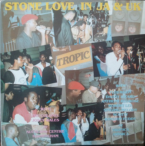 Stone Love Movement | Stone Love In JA & UK
