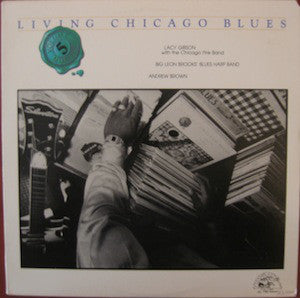 Lacy Gibson | Living Chicago Blues Volume 5 (New)
